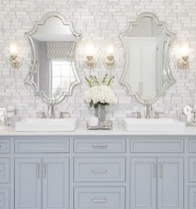 Elegant Bathroom Lighting Ideas To Brighten Your Style 14