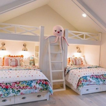 Gorgeous Bedroom Decoration Ideas For Kids 06