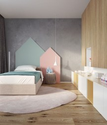 Gorgeous Bedroom Decoration Ideas For Kids 37