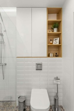 Impressive Vintage Bathroom Decoration You'll Love 07