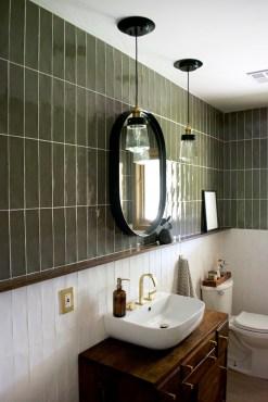 Impressive Vintage Bathroom Decoration You'll Love 17