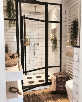 Impressive Vintage Bathroom Decoration You'll Love 36