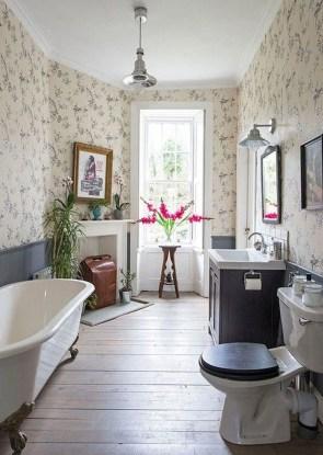 Impressive Vintage Bathroom Decoration You'll Love 42
