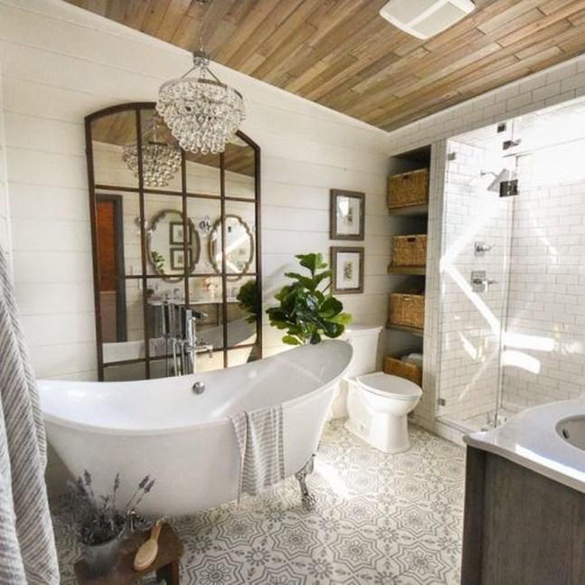 Impressive Vintage Bathroom Decoration You'll Love 47