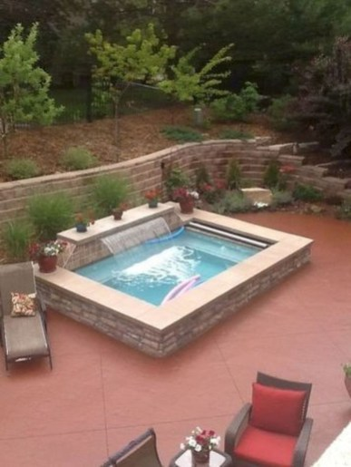 Innovative Small Swimming Pool For Your Small Backyard 35