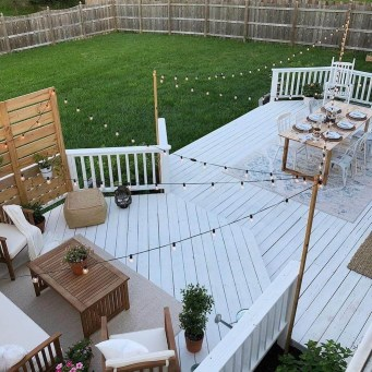 Inspiring Backyard Patio Design Ideas With Beautiful Landscaping 38