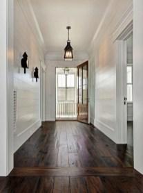 Stunning Wood Floor Ideas To Beautify Your Kitchen Room 17
