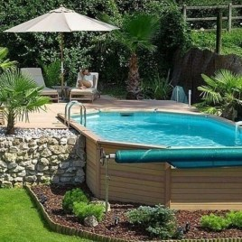 The Best Swimming Pool Design Ideas For Summer Time 10