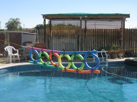 The Best Swimming Pool Design Ideas For Summer Time 29