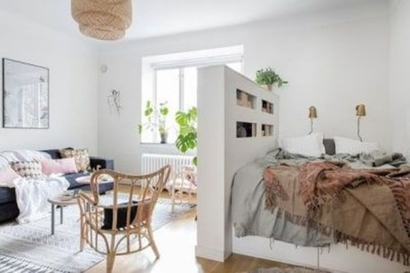 Affordable Decoration Ideas For Small Apartment 10