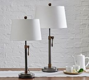 Awesome Table Lamp Ideas To Brighten Up Your Work Space 21