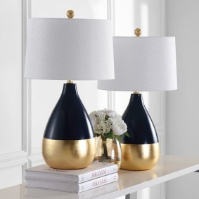 Awesome Table Lamp Ideas To Brighten Up Your Work Space 46