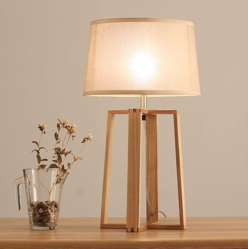 Awesome Table Lamp Ideas To Brighten Up Your Work Space 47