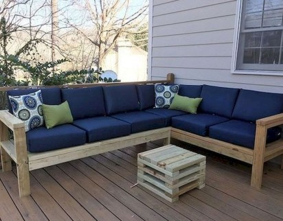 Best DIY Outdoor Furniture Ideas You Can Put In Garden 19