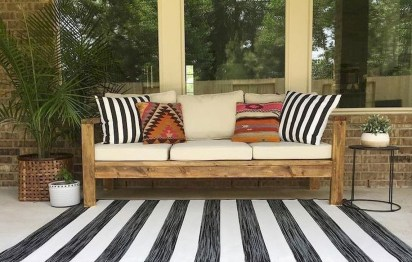 Best DIY Outdoor Furniture Ideas You Can Put In Garden 20