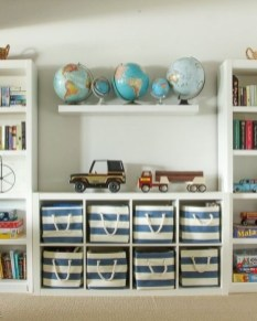 Brilliant Toy Storage Ideas For Small Space 03