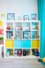 Brilliant Toy Storage Ideas For Small Space 27