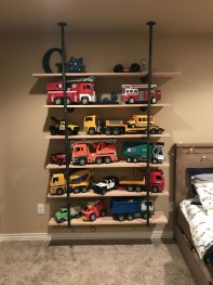 Brilliant Toy Storage Ideas For Small Space 28