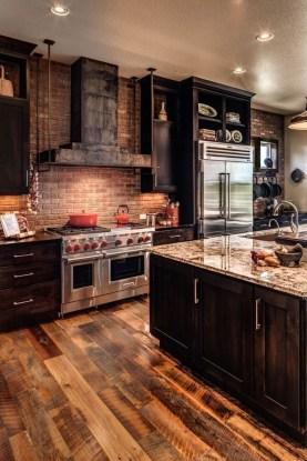 Fabulous Rustic Kitchen Decoration Ideas 09