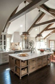 Fabulous Rustic Kitchen Decoration Ideas 17