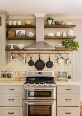 Fabulous Rustic Kitchen Decoration Ideas 18