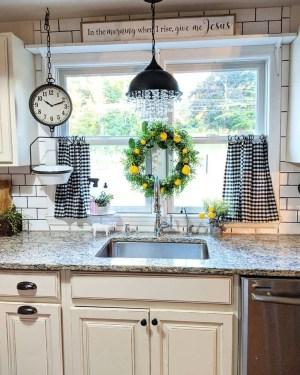 Fabulous Rustic Kitchen Decoration Ideas 19