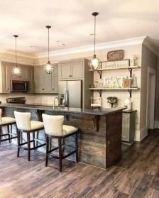 Fabulous Rustic Kitchen Decoration Ideas 24