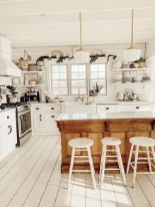 Fabulous Rustic Kitchen Decoration Ideas 44
