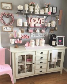 Fantastic DIY Coffee Bar Ideas For Your Home 03