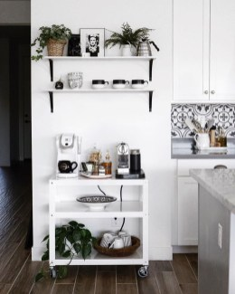 Fantastic DIY Coffee Bar Ideas For Your Home 20