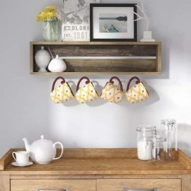Fantastic DIY Coffee Bar Ideas For Your Home 28