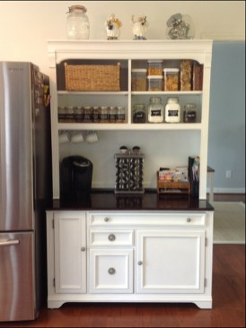 Fantastic DIY Coffee Bar Ideas For Your Home 45
