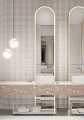 Outstanding Bathroom Mirror Design Ideas For Any Bathroom Model 02