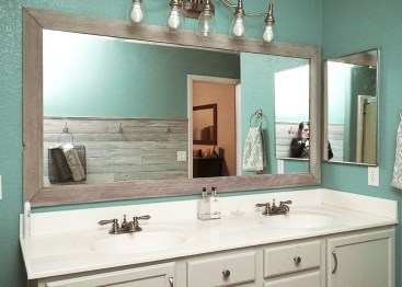 Outstanding Bathroom Mirror Design Ideas For Any Bathroom Model 31