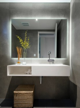 Outstanding Bathroom Mirror Design Ideas For Any Bathroom Model 43