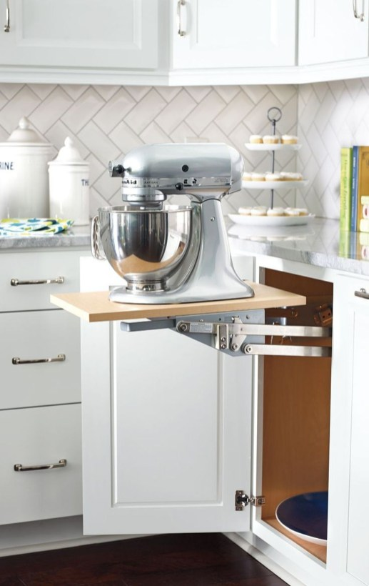 Unordinary Kitchen Storage Ideas To Save Your Space 51
