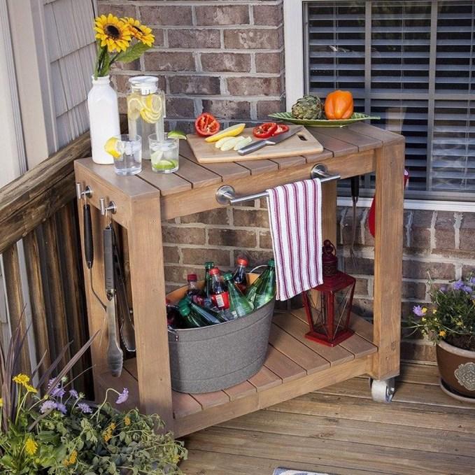 Unusual DIY Outdoor Bar Ideas On A Budget 31