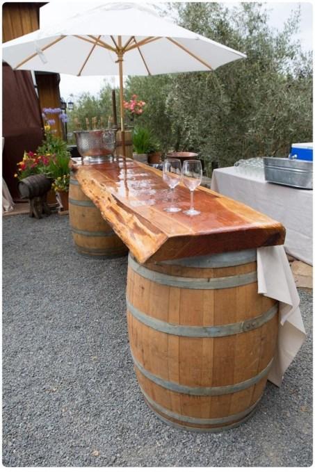 Unusual DIY Outdoor Bar Ideas On A Budget 32