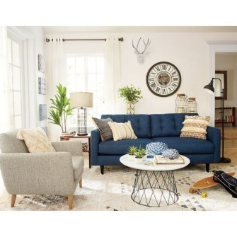 Charming Living Room Design Ideas For Sweet Home 43