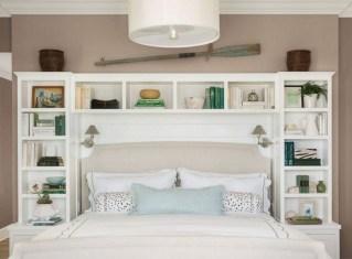 Creative DIY Bedroom Headboard To Make It More Comfortable 03