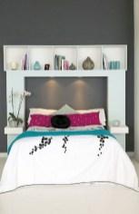 Creative DIY Bedroom Headboard To Make It More Comfortable 05