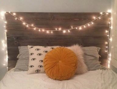 Creative DIY Bedroom Headboard To Make It More Comfortable 27