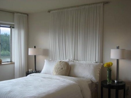 Creative DIY Bedroom Headboard To Make It More Comfortable 39