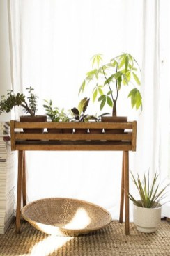Popular Indoor Plant Stands Ideas For Fresh Home Inspiration 07