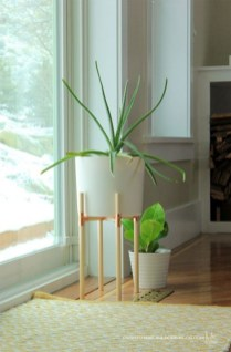 Popular Indoor Plant Stands Ideas For Fresh Home Inspiration 21