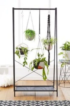 Popular Indoor Plant Stands Ideas For Fresh Home Inspiration 29