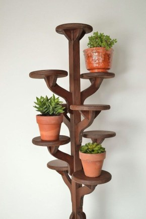 Popular Indoor Plant Stands Ideas For Fresh Home Inspiration 33
