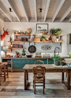 Wonderful Kitchen Cabinets Ideas For Your Tiny House 11