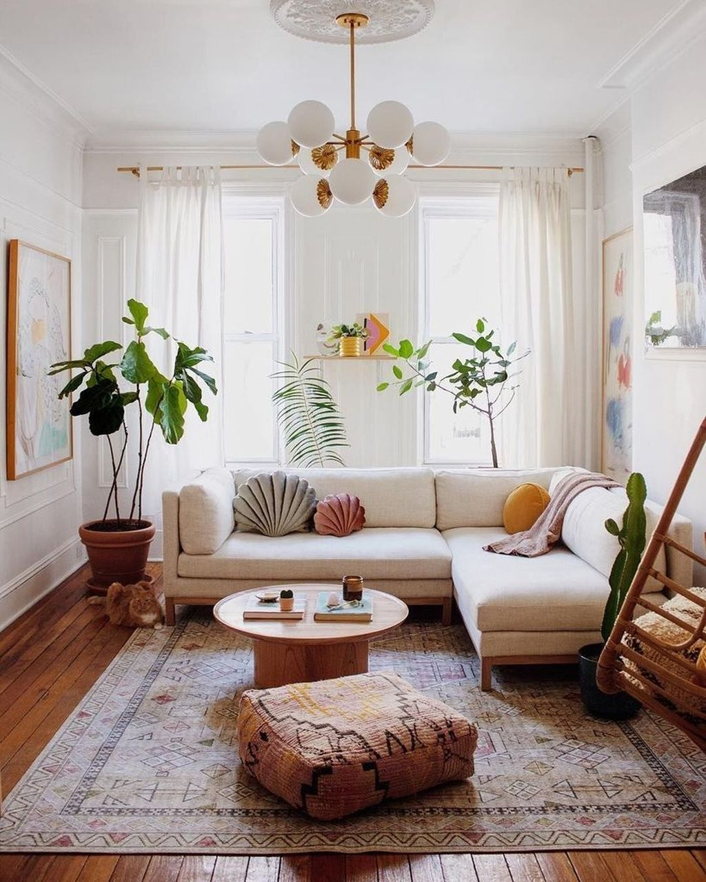 Affordable House Plants For Living Room Decoration 40