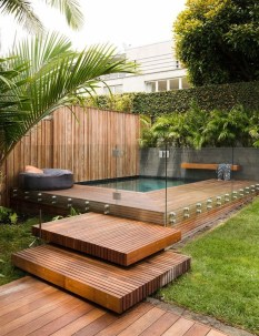 Amazing Design Ideas To Beautify Your Backyard 03